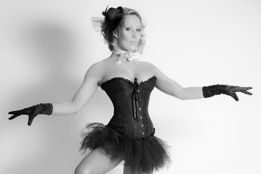 Ballett Tänterin buchen