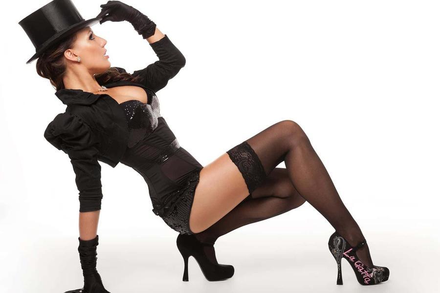 Burlesque Darbietung