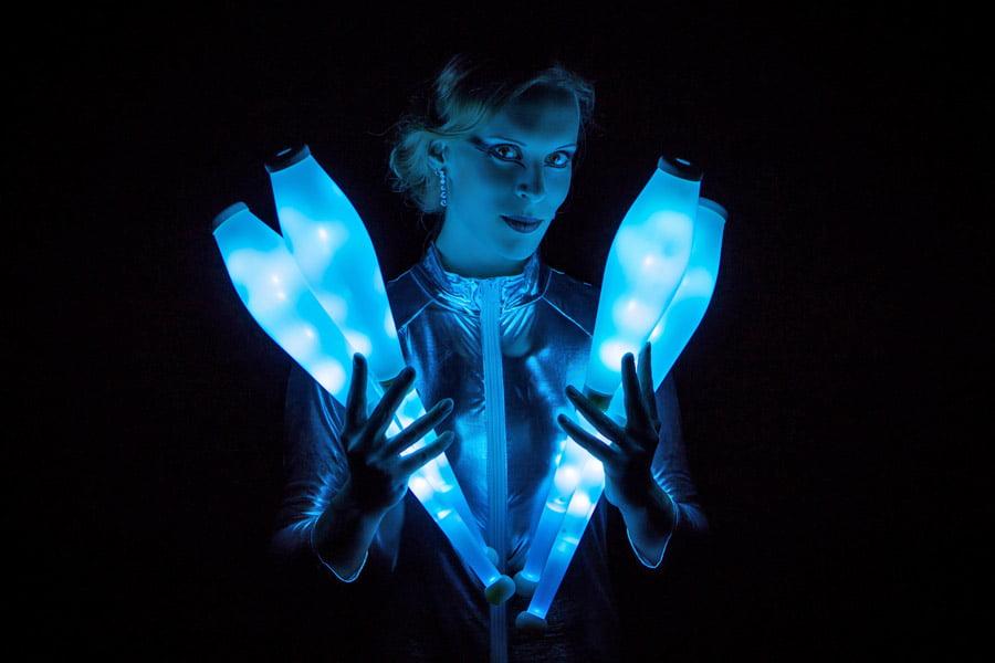 LED Show Freiburg